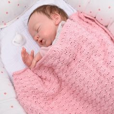 Baby Bamboo - Blanket from Crochet Cactus Free Pattern, Boy Crochet Patterns, Baby Cardigan Knitting Pattern, Baby Patterns, Baby Knitting, Knitted Baby Blankets, Baby Blanket Crochet, Crochet Baby, Bamboo Blanket