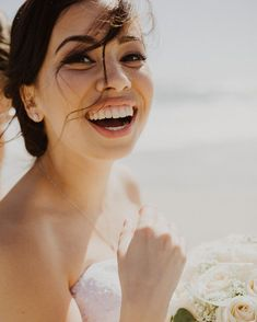 @VeilOfGrace posted to Instagram: That Pure Joy you have on your wedding day! It's the best feeling in the world. Want to feel the best version of yourself on your wedding day. Click the link in our bio to schedule your bridal trial. We can't wait to meet you! VEIL OF GRACE BRIDAL BEAUTY TEAM Bridal Airbrush Makeup + Hair: #VOGJessica WEDDING VENDORS Photographer: @gabrielconover Makeup For Round Eyes, Bridal Makeup For Green Eyes, Bridal Makeup For Brunettes, Natural Wedding Makeup, Blue Eye Makeup, Natural Makeup, Redhead Makeup, Brunette Makeup, Redhead Bride