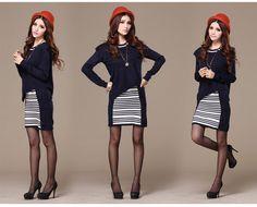 2013 Autumn Fashion Collection Dress 1886 - Dresses - korean japan fashion clothes dresses wholesale women