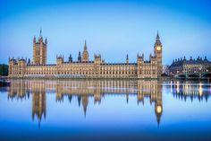 Londres: conheça 12 atrações gratuitas na capital britânica - Parlamento Britânico