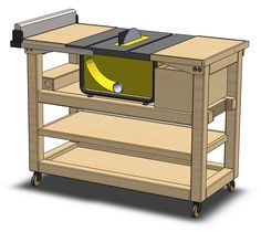 dewalt dw745 table saw station with router woodworking the shop pinterest table saw