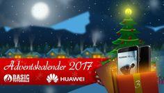 #Adventskalender: Huawei P8 Lite 2017 #Gewinnspiel