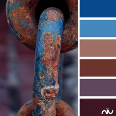 rust (pattern & texture)