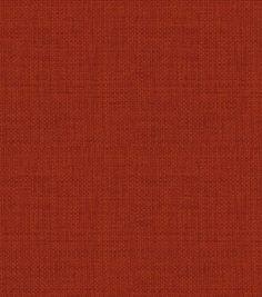 Home Decor Solid Fabric-Patriot Cherry