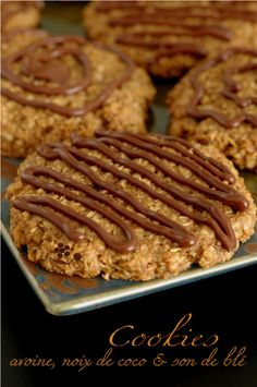 Cookies avoine, noix de coco, son de blé_2