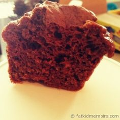 Ideal Protein Chocolate Bran Muffin (UNRESTRICTED) (IP Cereal Flakes & Vanilla drink mix)