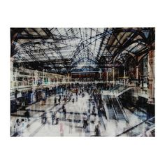 Quadro in plexiglas® 161 x 123 cm PADDINGTON