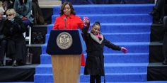 Leticia James Sworn in as New York City's First Black Woman Public Advocate Black Goddess, New View, Brown Girl, My Heritage, Black People, Black History, New York City, Black Women, Nyc