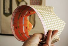 Tutorial: Make a fabric play crown