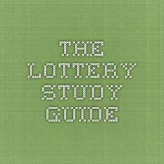 the lottery analysis essay