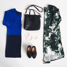 About to head to a wedding in Seattle and can't decide which me made dress to pack! Might have to bring both and decide tomorrow. Always a good problem when you have beloved handmade garments and hate picking favorites! #handmadewardrobe #grainlinestudio #grainlinestyle