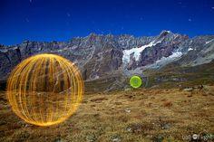 Ball of Light at the Matterhorn