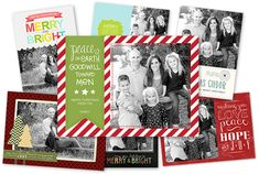 Free Holiday Card Templates