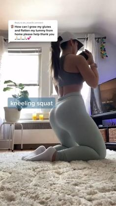 Leg And Glute Workout, Buttocks Workout, Slim Waist Workout, Gym Workout Videos, Gym Workout For Beginners, Fitness Workout For Women, Fitness Tips, Fitness Goals For Women, Glute Workouts