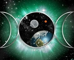 The Wiccan Rede - Wicca Official Worldwide Community of Pagans Wiccans & Neopagans Religion Wicca, Wiccan Beliefs, Triple Moon Goddess, Witchcraft For Beginners, White Magic, Book Of Shadows, Gods And Goddesses, Love And Light, Mother Earth