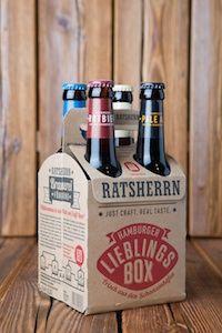 Ratsherrn Lieblingsbox Craft Bier, Beer Store, Beer Brewing, Wine, Bar, Drinks, Bottle, Crafts, Brewery
