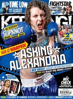 KERRANG! Magazine - Asking Alexandria