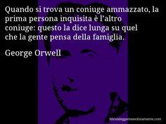 Cartolina con aforisma di George Orwell (18)