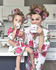 47 Adorable Mothers and Daughters Matching Outfit Ideas