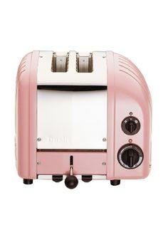 Dualit Classic 2-Slice Toaster at MYHABIT: PINK!!!