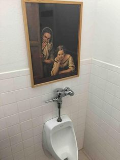 Urinal of the week