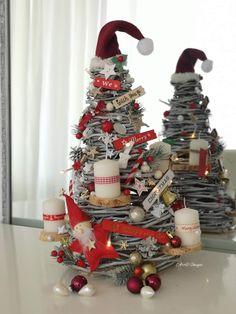 Christmas Minis, Diy Christmas Tree, Advent Calendar, Trees, Holiday Decor, Home Decor, Decoration Home, Room Decor, Advent Calenders