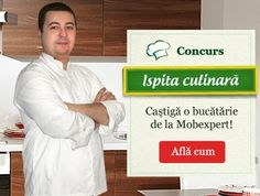 Cel mai tare concurs al momentului- Ispita culinara ~ bucatar maniac