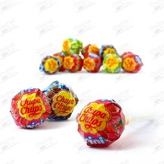 CHUPA CHUPS MINI 24X35 UDS - Chuches online | Tienda de chuches, caramelos, golosinas, chocolates y frutos secos