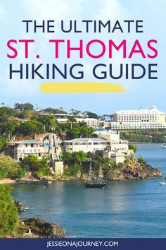 Read to check out all the St Thomas Virgin Islands things to do. St Thomas Virgin Islands travel guide and list of 5 hikes that you must do. Hiking Guide, Travel Guide, Cruise Vacation, Vacation Trips, St Thomas Virgin Islands, Backpacking, Camping, Botany Bay, Local Hotels
