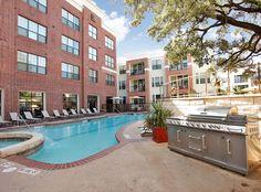 Amli Eastside Austin Apartments Luxury Apartment
