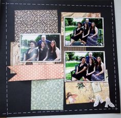 In My World . . .: Scrapbooking finishes in February 2017