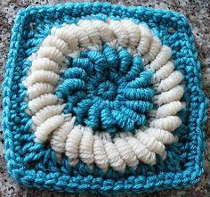 On A Roll pattern by Joanne Jones ~ free pattern