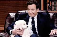 22 Times Jimmy Fallon Was Too Cute For Words