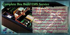 Our #industrial, #medical, #commercial #boxbuild #assembly #services help #OEM save #system #integration #cost, #time