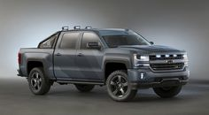 The all-American Chevy brand has created an awesome concept truck that not only looks mean but is loaded with a ton of technology. Based on the popularSilverado 1500 Z71, Chevrolet has come up with theSilverado Special-Ops concept. Loaded with LED light bars, 20-inch off-road tires,