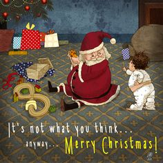 CHRISTMAS CARDS by Monica Auriemma. see: http://www.coroflot.com/monicauriemma/CHRISTMAS-CARDS