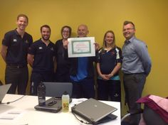 Monmouthshire's Sports Development Team 'Selfie' - Well Done All!