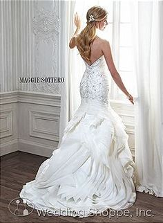 220eb09bc970e Discover the Maggie Sottero Aurora Bridal Gown. Find exceptional Maggie  Sottero Bridal Gowns at The Wedding Shoppe