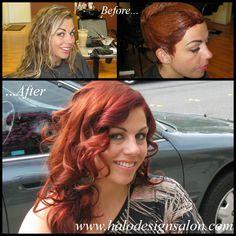 Halo designs halo designs salon vancouver wa hair color - Halo salon vancouver ...
