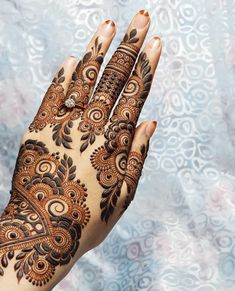 Mehndi Design Offline is an app which will give you more than 300 mehndi designs. - Mehndi Designs and Styles - Henna Designs Hand Easy Mehndi Designs, Latest Mehndi Designs, Bridal Mehndi Designs, Khafif Mehndi Design, Floral Henna Designs, Back Hand Mehndi Designs, Henna Art Designs, Mehndi Designs For Girls, Dulhan Mehndi Designs