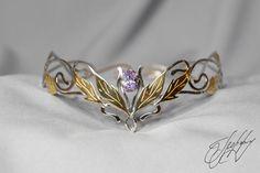 Bridal Hair Vine, Bridal Tiara, Bridal Headpieces, Hair Jewelry, Wedding Jewelry, Jewlery, Gold Wedding Crowns, Silver Headband, Gold Leaf Crown