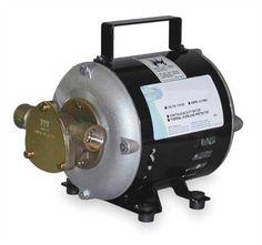JABSCO 115v AC Vane Pump - $600.95