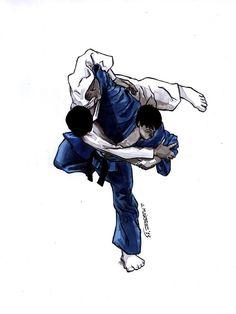 Judo001 by amartires on DeviantArt