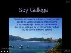 Soy gallega.