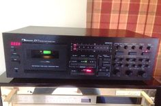 STUNNING Nakamichi ZX-7 Discrete Head Cassette Deck, Fully Restored & Calibrated | eBay