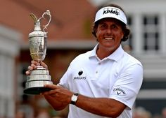 Phil wins the British Open