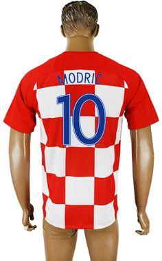578ca80e83a Croatia World Cup 2018 Kit #10 Soccer Uniforms, Soccer Shirts, World Cup  Jerseys