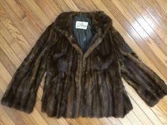 Vintage Fox? Fur Coat For Repairs #Dittrich #BasicCoat