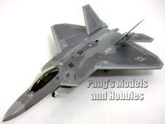 Lockheed Martin F-22 Raptor USAF 1/72 Scale Diecast Model by Air Force 1