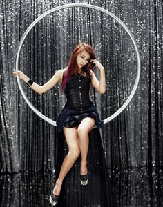 Bora in Give It To Me Stage